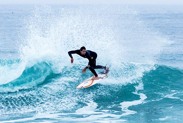 The Surfing Podcast - Hurley Surf Club Brett Simpson
