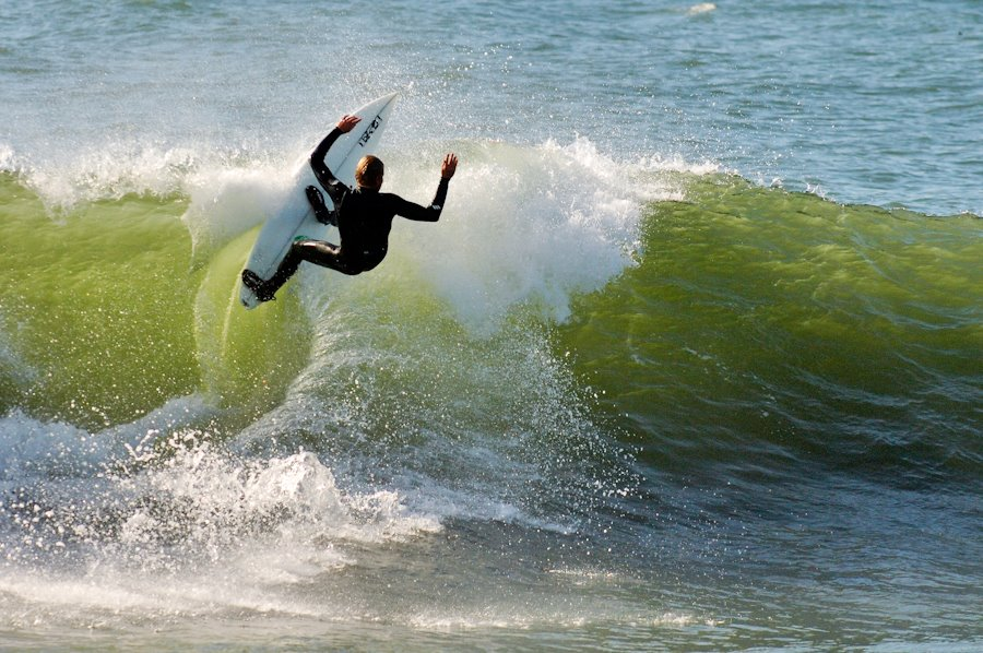 Professional Surfer, Surfboard Shaper & Lower Trestles Fixture – Cordell Miller