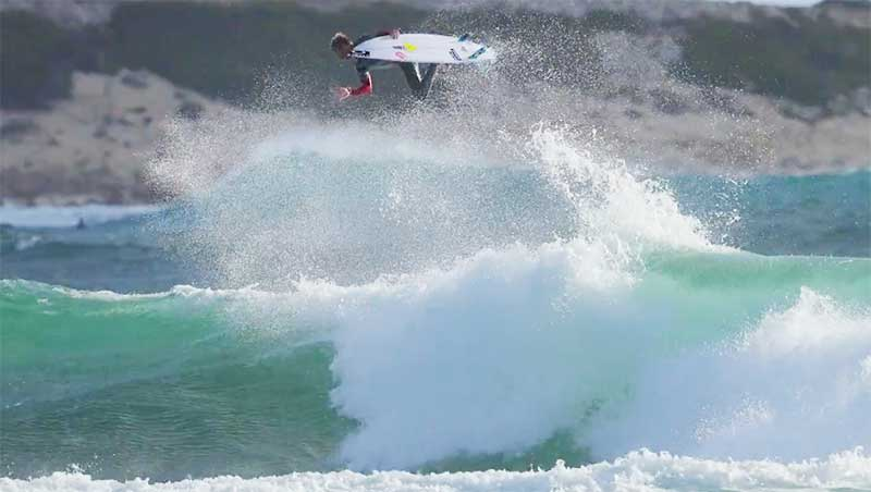 Happily Stoked Seabass & Friends Take Over West Oz (VIDEO)