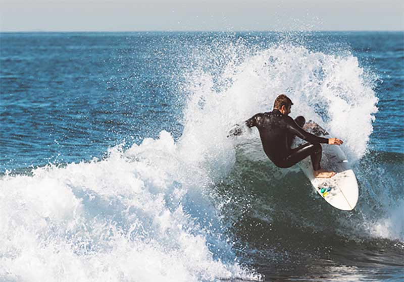 Surfline's Dashel Pierson Gets Coached By Brett Simpson And Lets The Internet Judge His Surfing