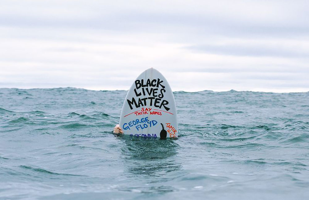Quarantine & Black Lives Matters Vs. Surf City USA