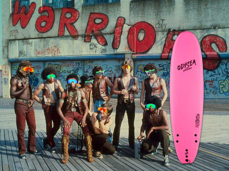 Taking On Socal's Deadliest Surf Gang